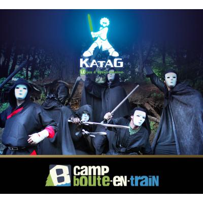 Katag au camp Boute-en-Train 14 ANS + (439,99$ tx inc.)